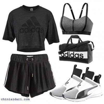 ست لباس ورزشی