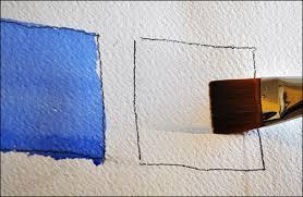 تکنیک های نقاشی آبرنگ