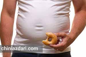 چاقی شکم و پهلو