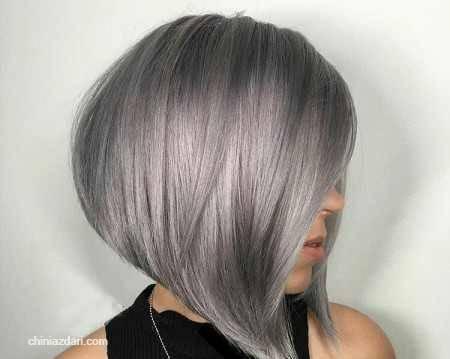 هایلایت نه ای دودیروی مو مشکی رنگ موی مناسب رنگ پوست و چهره شما